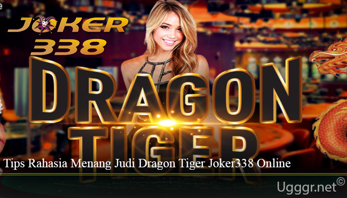 Tips Rahasia Menang Judi Dragon Tiger Joker338 Online